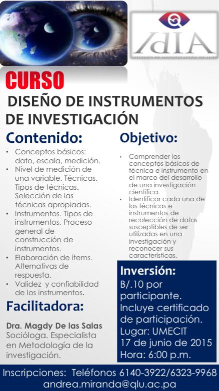cursos de investigacion en panama2