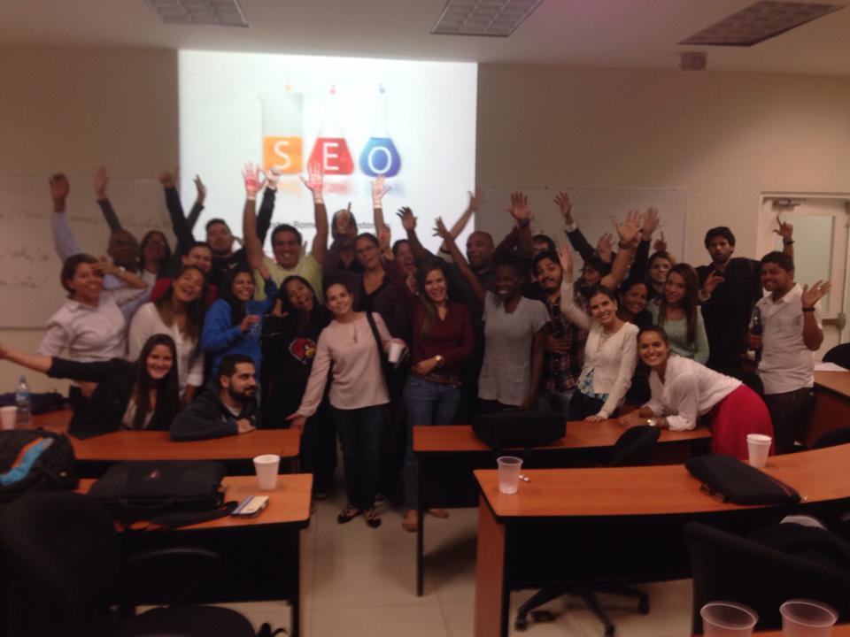 Curso SEO Posicionamiento Web en Panama Quality Leadership University Nestor Romero