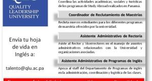 Oferta Empleo QLU Panama