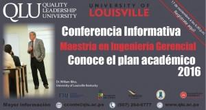 conferencia informativa maestria ingenieria gerencial panama