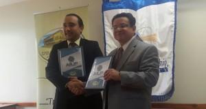 Firma de Convenio - Embajada Mundial de Activistas por la Paz. 1