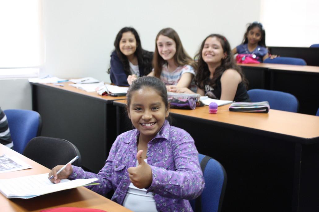 Curso de Ingles en Panama Kids y Teens Quality Leadership University 2