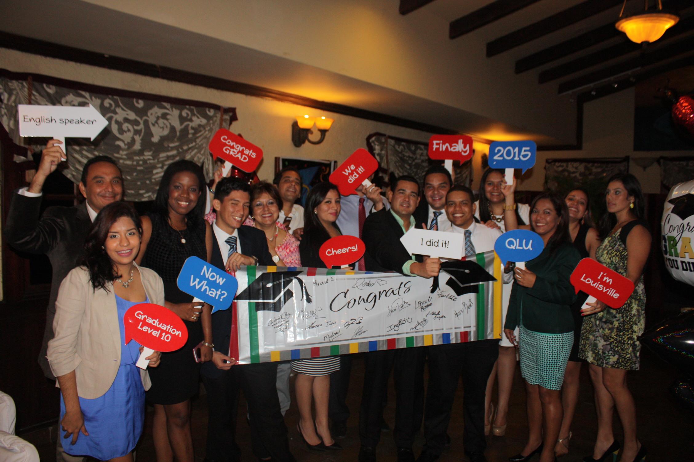 Cursos de Ingles para el exito profesional en Panama University of louisville 2