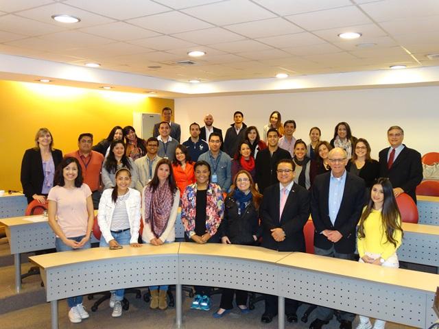 MBA _ Maestria Mercadeo _ FEN _ Universidad de Chile _ QLU _ Maestrias Panama _ Seminario Internacional