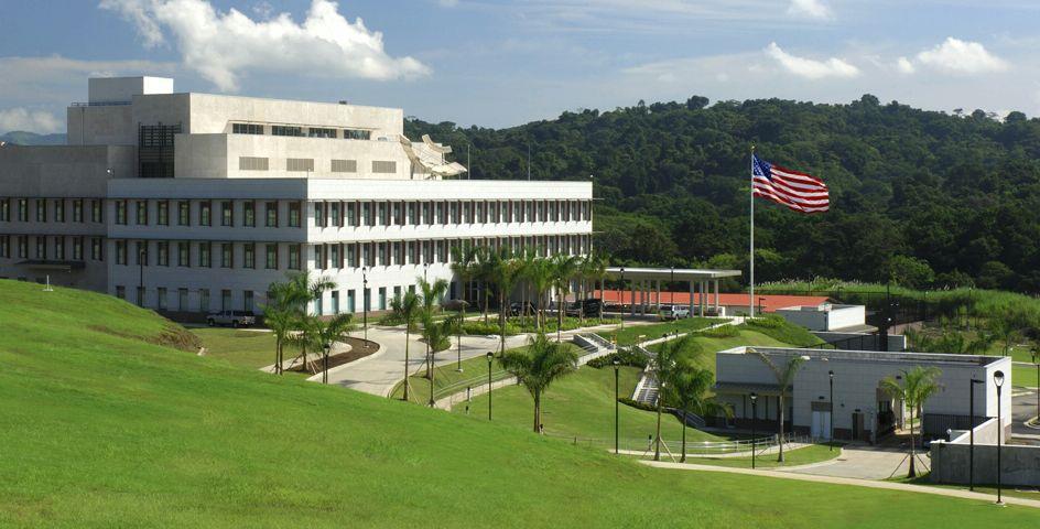 Panama USA Embassy
