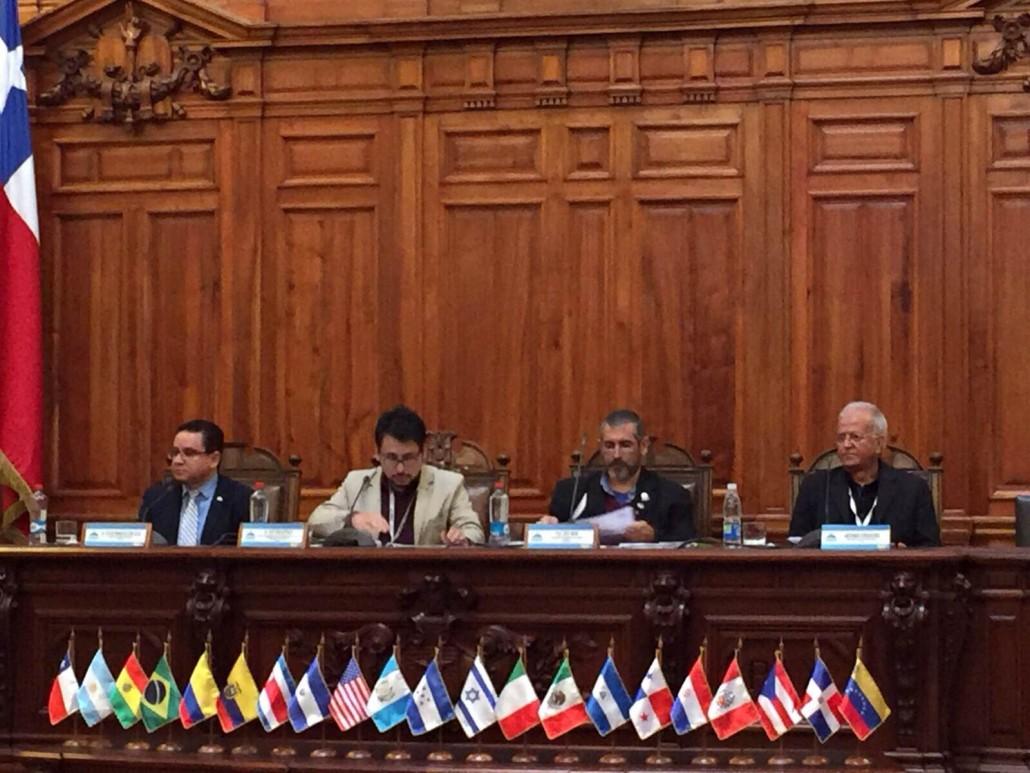 cumbre mundial de integracion por la paz