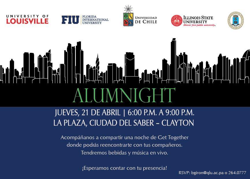 Alumnight QLU
