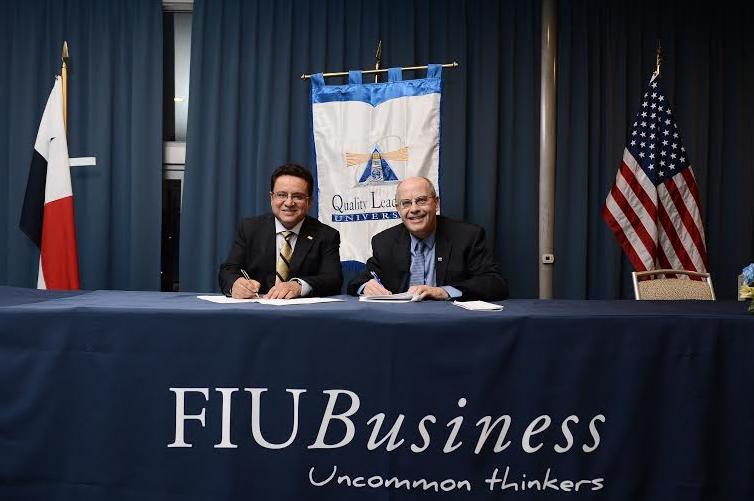 Florida International University y QLU estrechan relaciones