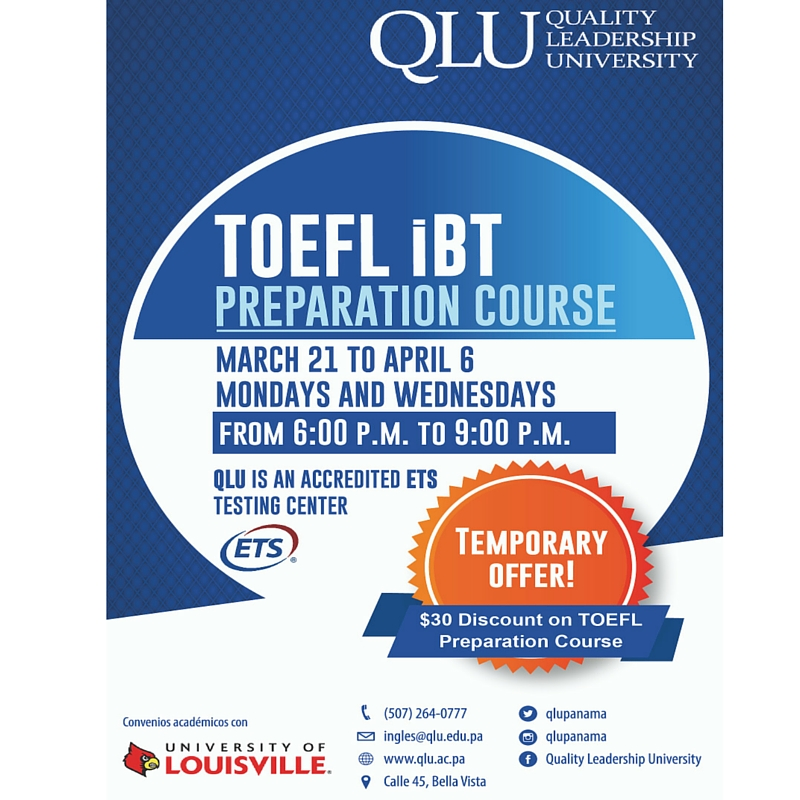 toefl universities The toefl (test of english as a foreign language) is one of the most well respected english language tests in the world the toefl measures your english language proficiency at the university level.