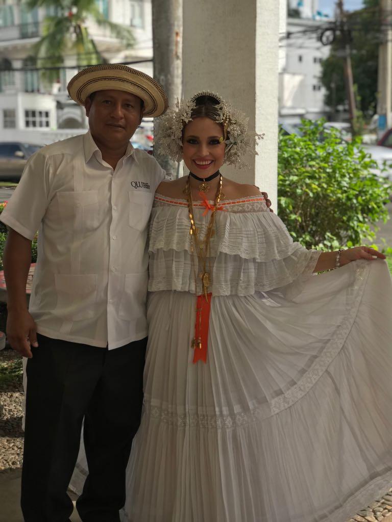 QLU dia tipico de Panama