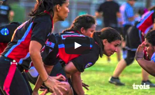 Women's Flag Football 2013 Overview