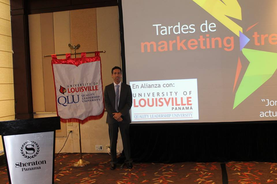 nestor romero en marketing trends panama