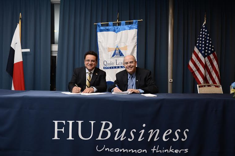 Florida International University y QLU estrechan relaciones