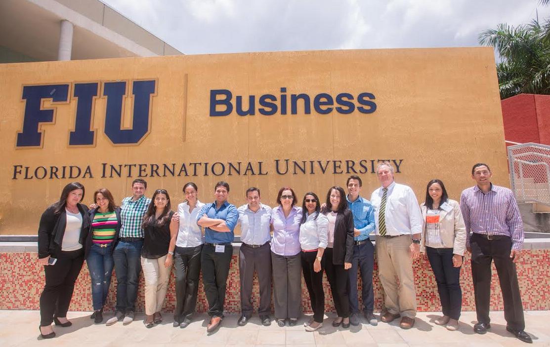 Maestría en Administración de Empresas (MBA) en colaboración con Florida International University