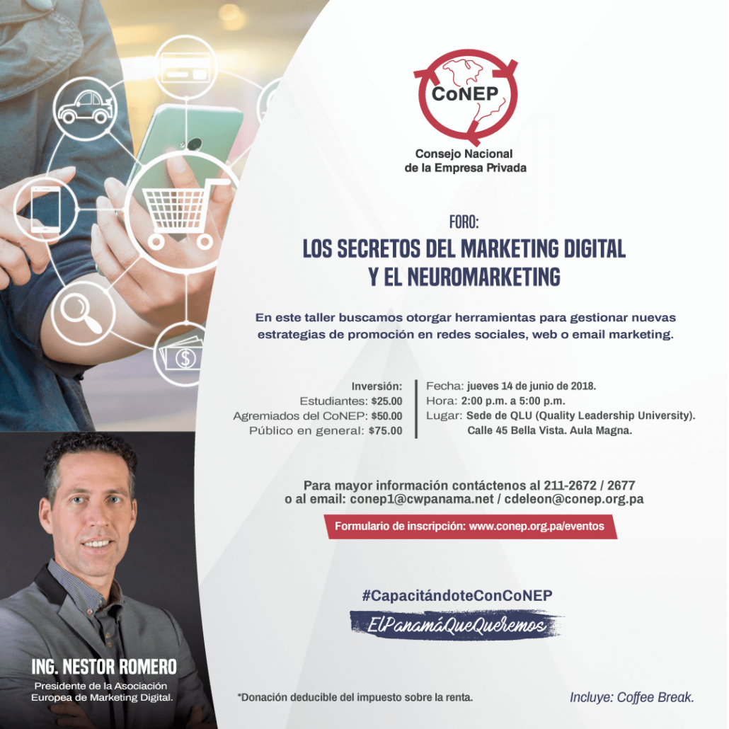 LOS SECRETOS DEL MARKETING DIGITAL Y EL NEUROMARKETING