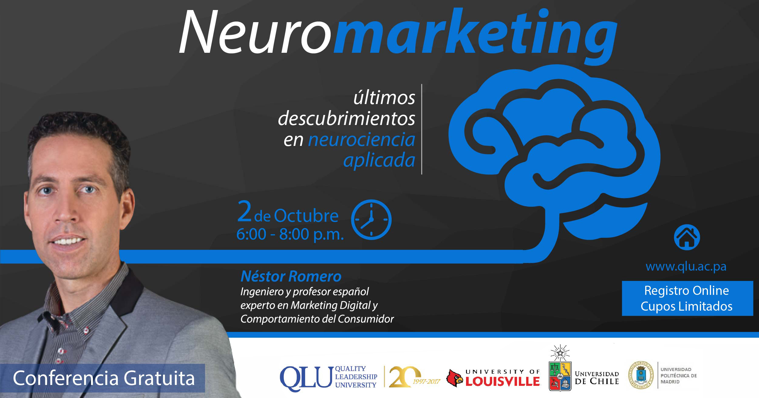 nestor romero neuromarketing conferencia panama