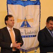 Graduación de los alumnos de los programas de doble titulación de QLU con la Universidad de Chile