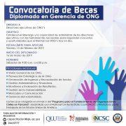 Becas ONG