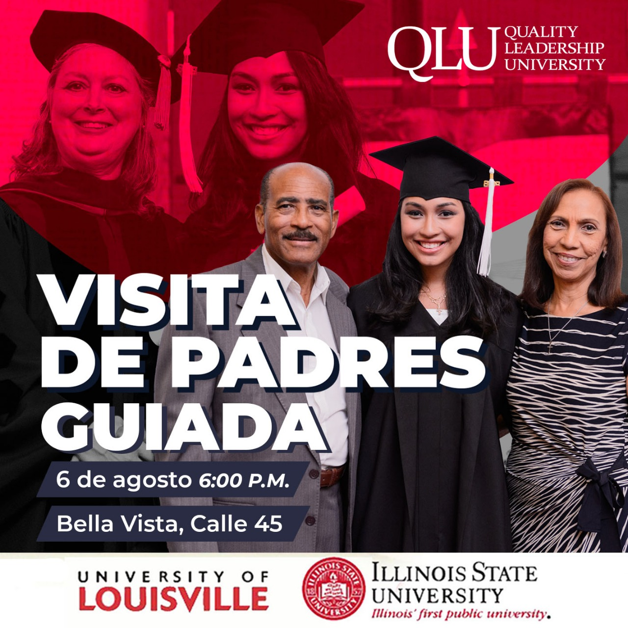 Visita guiada para padres University of Louisville