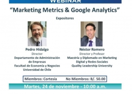 Marketing Metrics & Google Analytics