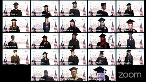 Graduación QLU