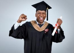 Graduaciòn ISU