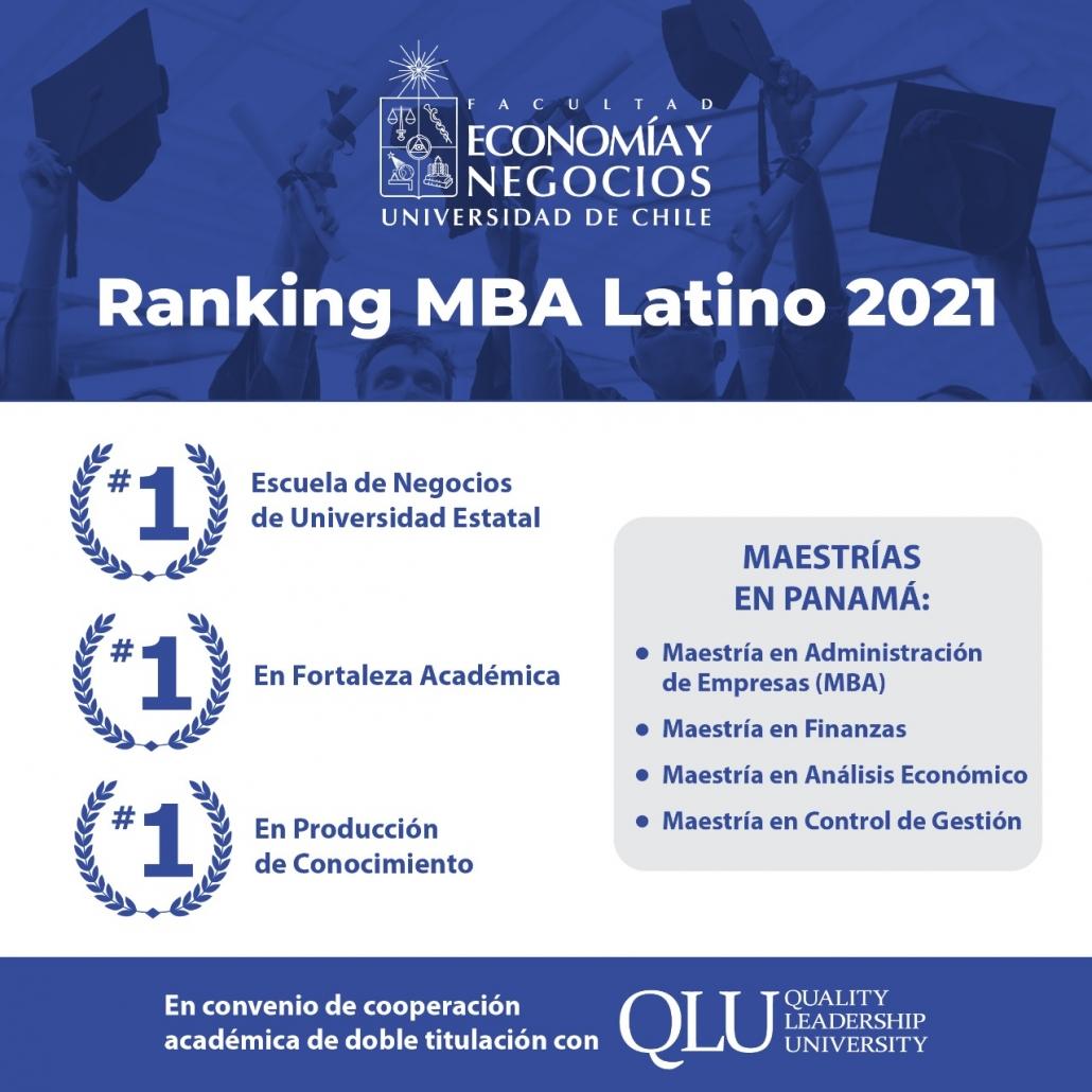 Nota de prensa MBA Latino 2021