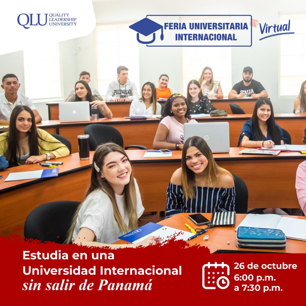 Feria Internacional de Universidades: Asesoría Virtual en Vivo